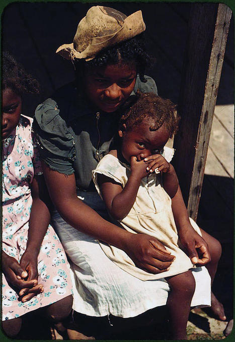 Captured: America in Color from 1939-1943 | Fables in Photojournalism | Scoop.it