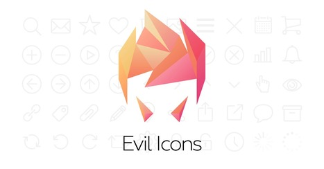 Evil Icons | Design Arena | Scoop.it