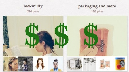 How Much Are Brands Paying People To Pin? | Everything Pinterest | Scoop.it