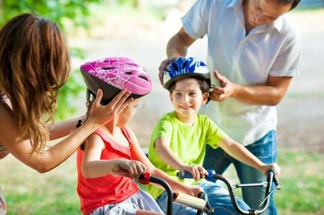 Bicycle helmet laws linked to fewer child deaths - Fox News | Cycling Trip | Scoop.it