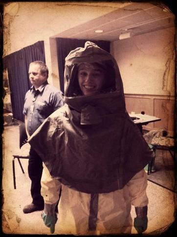I'm a Hazmat-Trained Hospital Worker: Here's What No One Is Telling You About Ebola | Sustain Our Earth | Scoop.it