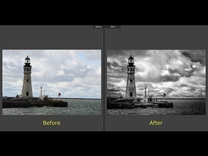 Learn Lightroom 5 - Part 4: Processing a Photo Into Black & White | LIGHTROOM and photography | Scoop.it