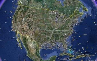 Geoinformación: Distribución Espacial de Boyas para Evaluación de Riesgo de Tsunamis | #GoogleEarth | Scoop.it