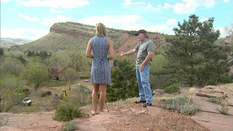 Meteorologist From Lyons Very Concerned About FloodRisk - CBS Denver - 05/03/14   Resilient Colorado   Scoop.it
