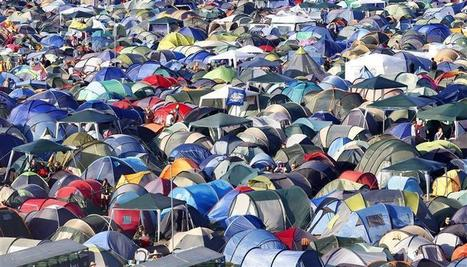 Le festival de Glastonbury 2012 annulé, faute... de toilettes | Musical Freedom | Scoop.it