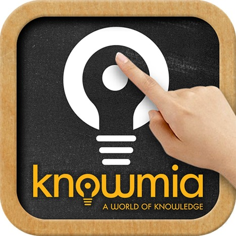 Knowmia Teach | Into the Driver's Seat | Scoop.it