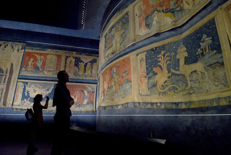 France's Apocalypse Tapestry to be restored to medieval glory | News in Conservation | Scoop.it