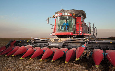 Farming by the Numbers - IEEE Spectrum | Geographic Intelligence | Scoop.it