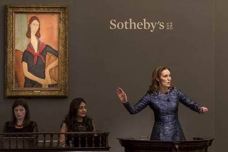 Meet Taikang: The Chinese Insurance Giant That Just Bought a Big Chunk of Sotheby's | Art Markets | Scoop.it