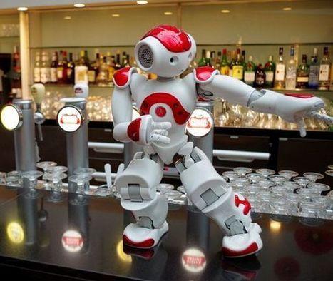 Roboter und Innovationen verändern die Hotellerie | eTourism Trends and News | Scoop.it
