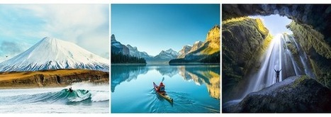 25 Instagram Accounts That Will Make You Want to Quit Your Job and Travel the World | Content Marketing | Scoop.it