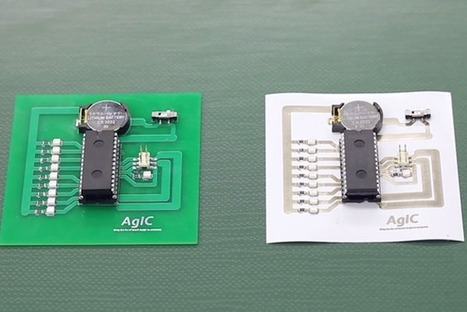Kit Turns Basic Printers Into Circuit Board Factories [Video] - PSFK | Daily Magazine | Scoop.it