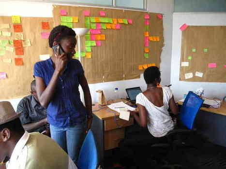 Kenyan Women Create Their Own 'Geek Culture'  : NPR | Tech Needs Girls archive | Scoop.it