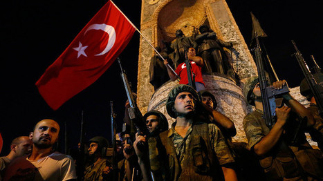 Over 1,500 arrested, 90 killed, 1,150 injured in Turkish coup attempt | Saif al Islam | Scoop.it