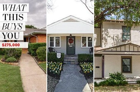 Real Estate Report: What $275,000 Buys You In Dallas | D Home | Real Estate - Buying or Selling a Home in 2014 | Scoop.it