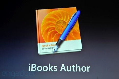 Apple announces free iBooks Author OS X app for publishing books to the App Store | ClioELA | Scoop.it