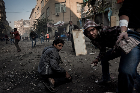 The Revolution's Second Act | Photographer: Timothy Fadek | social media role in egypt revolution of 2011 | Scoop.it