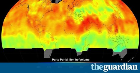 Carbon dioxide levels in atmosphere forecast to shatter milestone | Marine Conservation Research | Scoop.it
