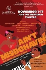 'Ain't Misbehavin' returns to Kansas City - examiner.com   OffStage   Scoop.it