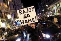 Tumbit - News - Slow justice favors Rajoy | LEGAL CENTRE | Scoop.it