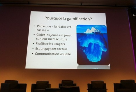 Nos entreprises vont-elles devenir un immense terrain de jeu ? | Gamification is the next big thing ! | Scoop.it
