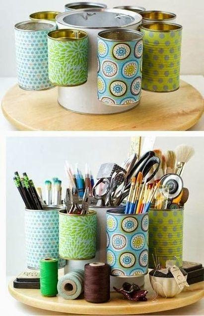 créations manuelles a faire soi même | recyclage créatif | Scoop.it