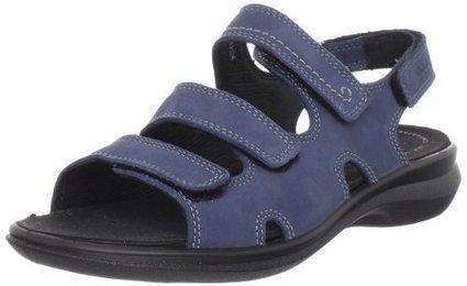 –>   ECCO Shoes Breeze Triple Velcro 21100302038, Damen Sandalen, Blau (Marine), 40 EU / 6,5 UK | sandalen damen günstig | Scoop.it