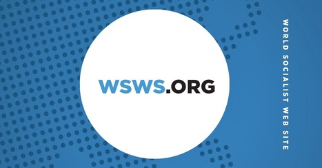 Who is responsible for the catastrophes in the Middle East? - World Socialist Web Site | No. | Scoop.it
