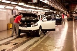 UK manufacturing rose 23.5 per cent in February, says SMMT - Car Dealer Magazine   The UK Engineer   Scoop.it
