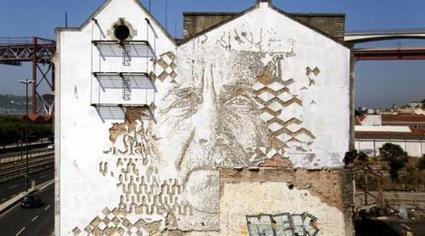 Grupo Monfinsa - Turismo en General - El arte urbano se configura como nuevo atractivo turístico de la ciudad de Lisboa | TGestión del Patrimonio Cultural | Scoop.it