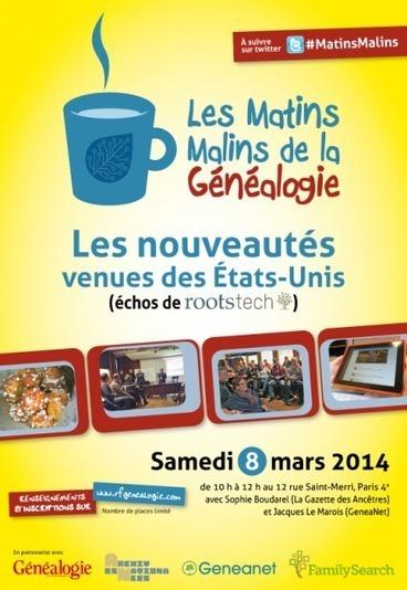 Matins malins : les nouveautés venues des Etas-Unis - L' univers de Céline | Nos Racines | Scoop.it