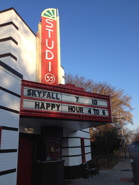 Studio 35: A Really Good Bar That Serves Movies | Columbus Life | Scoop.it