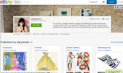 Curated Shopping: eBay To Introduce Curation Features This Fall | Random Everything | Scoop.it