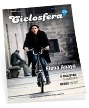 Revista .: CICLOSFERA: Más bicis, mejores ciudades :. | Movimiento urbano | Scoop.it