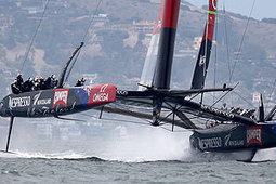 Team New Zealand sail on with bridging funding - Manawatu Standard | #AC34 | Scoop.it