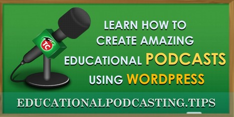What is the Difference between a Podcast and Radio? | Practical skills in Geography | Scoop.it