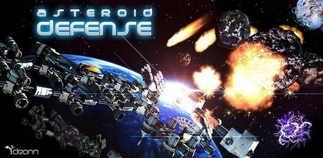 Asteroid Defense 1.0 - Android Market | Best of Android | Scoop.it