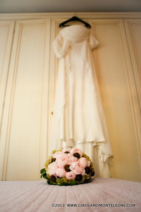 Micaela e Reinhard wedding | abito da sposa | Scoop.it