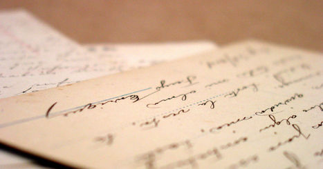 The Lost Virtue of Cursive - The New Yorker | Ebook and Publishing | Scoop.it