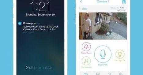 This Digital Doorman Wants to Help Prevent Break-Ins | personal security devices | Scoop.it