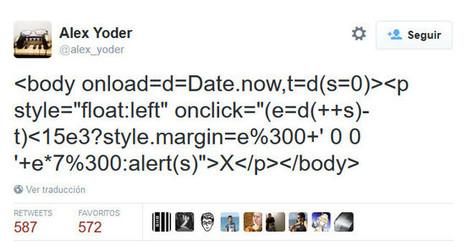 Tiny Twitch, el juego cuyo código fuente cabe en un único tuit. La imagen de la semana | Informática 4º ESO | Scoop.it