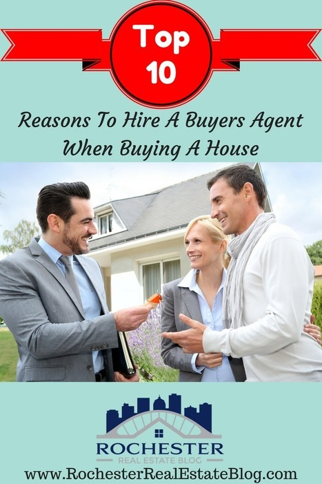 Why It's Important To Hire A Buyer's Agent | Top Real Estate and Mortgage Articles | Scoop.it