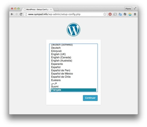 Comment installer WordPress simplement et rapidement ? | Blog WP Inbound Marketing Leads | Scoop.it