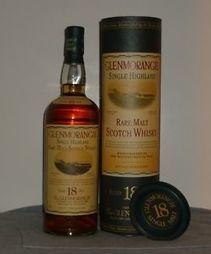 Glenmorangie 18 Jahre, Single Malt * Rarität * Whisky Old Selten, 43%, 1.0 Liter | Whisky | Scoop.it
