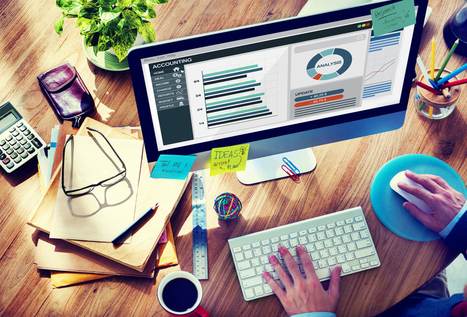 4 Easy Steps to Web-Based Accounting - Business Matters | UK Business & Tax | Scoop.it