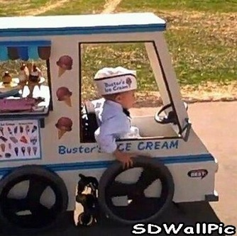 Baby Ice Cream Van | Free HD Desktop Wallpapers Download Online | Funny Pic And Wallpapers | Scoop.it