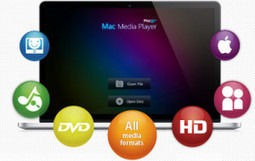 Top 4 Best Media Player for Mac for Entertainment | Free Download Buzz | Curation, Gamification, Augmented Reality, connect.me, Singularity, 3D Printer, Technology, Apple, Microsoft, Science, wii, ps3, xbox | Scoop.it