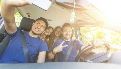 Selfies Join the League of Biggest Driving Distraction | What Every Personal Injury Victim Needs to Know | Scoop.it