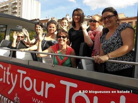 L'office de tourisme fait un partenariat avec les SoBlogueuses et leur fait visiter Toulouse. Septembre : le City Tour. | Muret & Midi-Pyrénées | Scoop.it