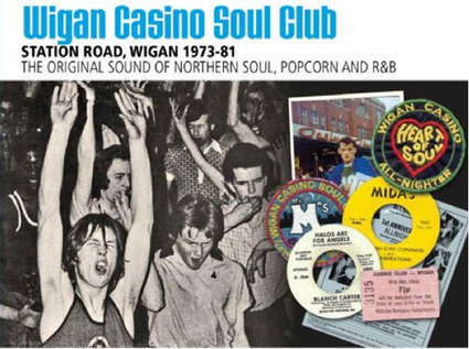 New compilations: The Wigan Casino 1973 – 81 and The Catacombs 1969 – 74 « Modculture | Northern Soul | Scoop.it